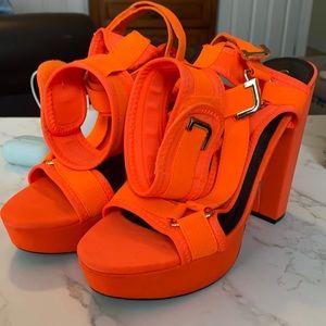 Orange Women's Shoes